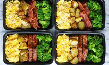 Death and Taxes… and Meal Prep
