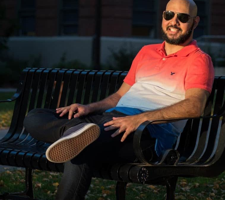 Member Spotlight – Mohammad Alshumais